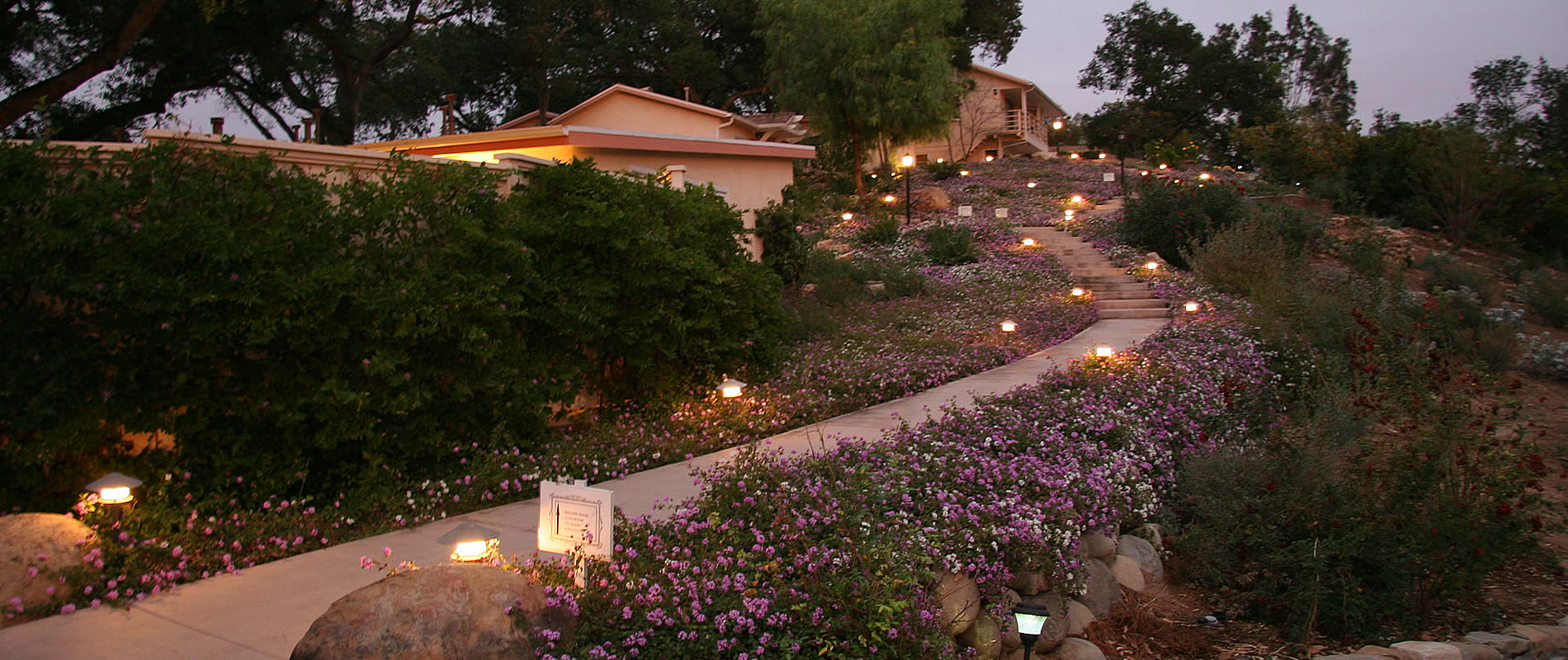 ojai retreat bed and breakfast lodging