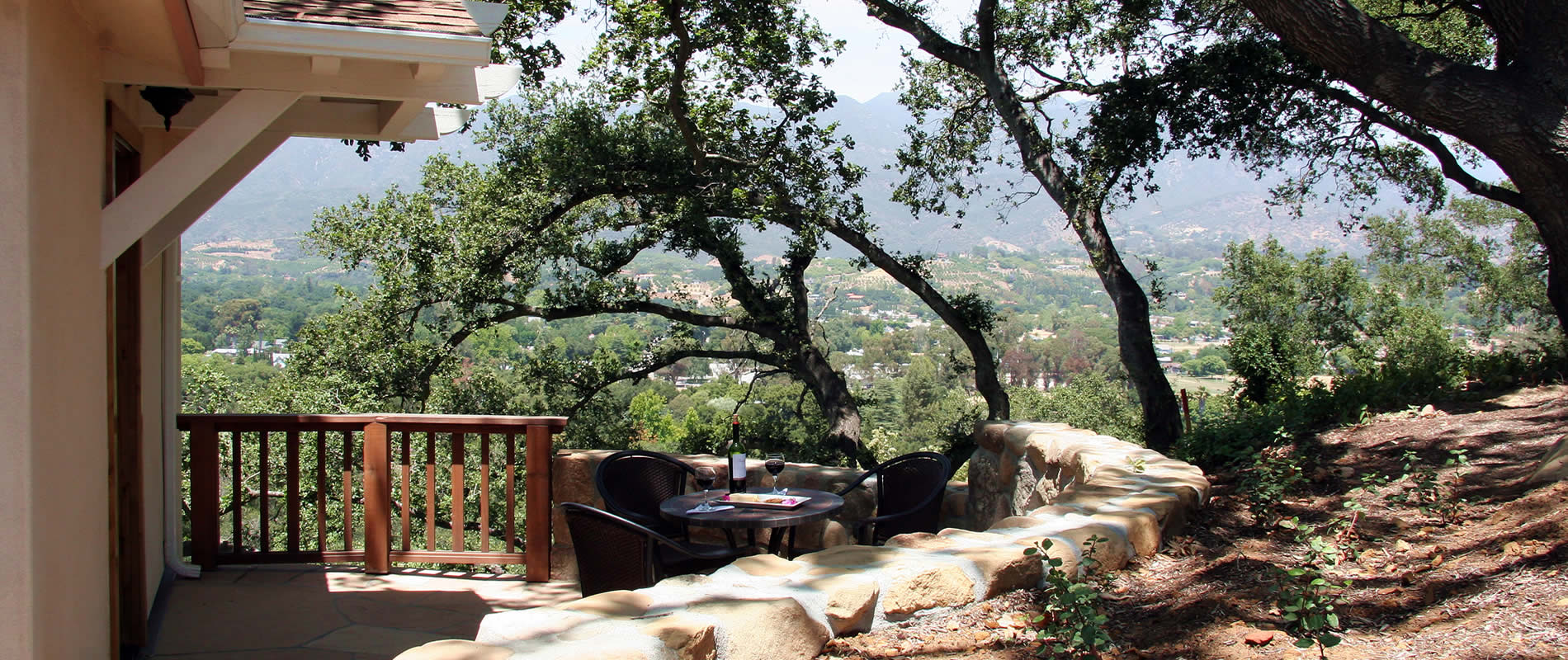 ojai valley bed and breakfast inn