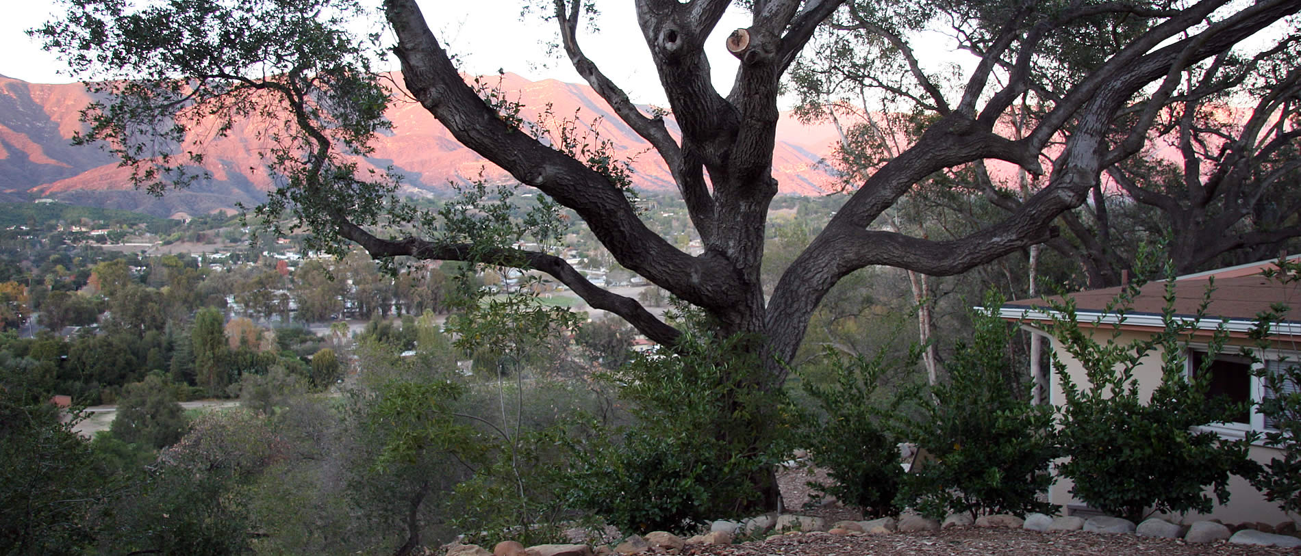 ojai retreat bed and breakfast gift certificates