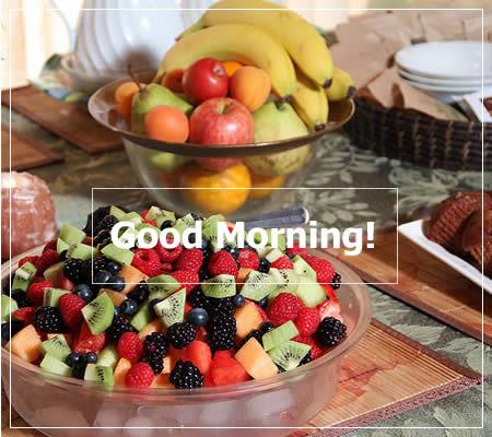 ojai retreat breakfast