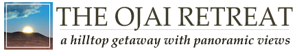 Ojai Retreat & Inn Logo