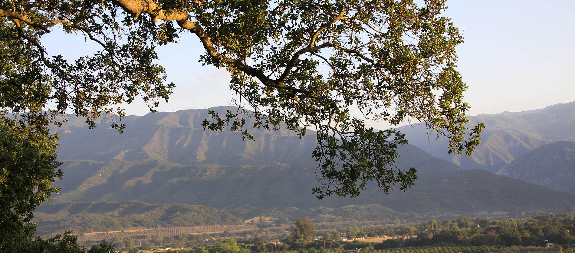 stunning views from ojai retreat bed and breakfast inn