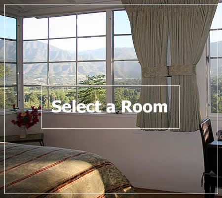 ojai retreat guest rooms