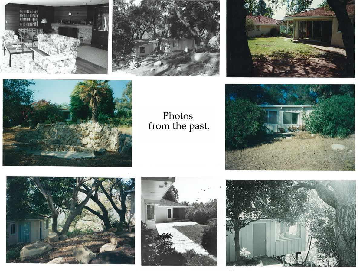 historic photos of ojai retreat