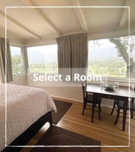 ojai retreat guest rooms
